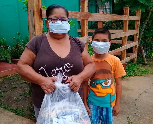world vision costa rica en la pandemia