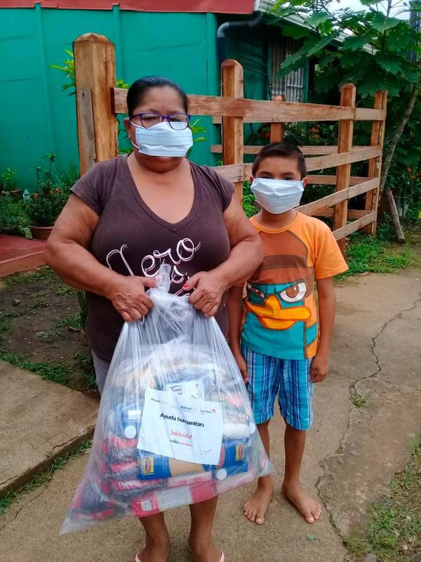 Ayuda a los pobres Costa Rica