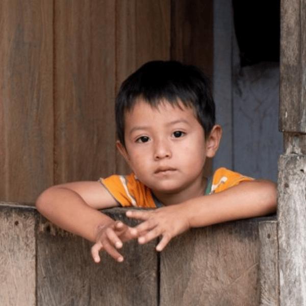 Cómo es la vida escolar de los niños más vulnerables de Costa Rica