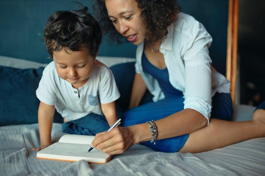 5 actividades para trabajar la educación emocional con tus hijos