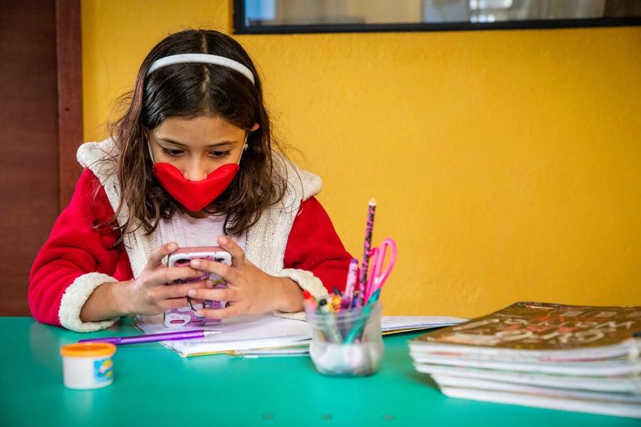 6 consejos para manejar el estrés y la ansiedad en los niños durante el confinamiento