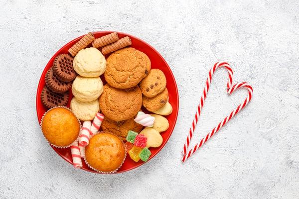 galletas de navidad para niños