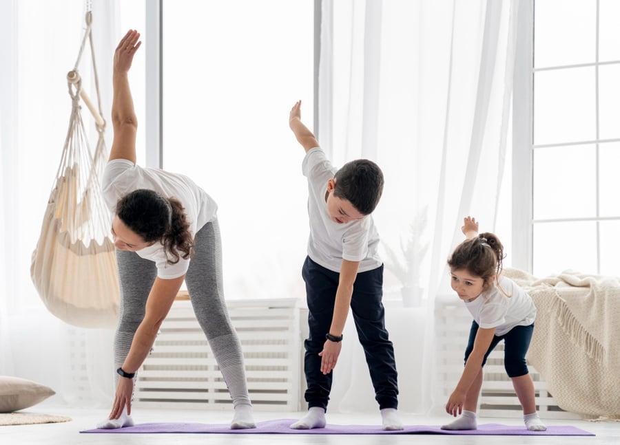 5 beneficios emocionales del deporte en niñas, niños y adolescentes